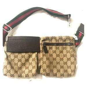 Authentic Gucci Fanny-pack